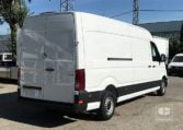 lateral derecho VW Crafter 35 L4H3 2.0 TDI 140 CV BL