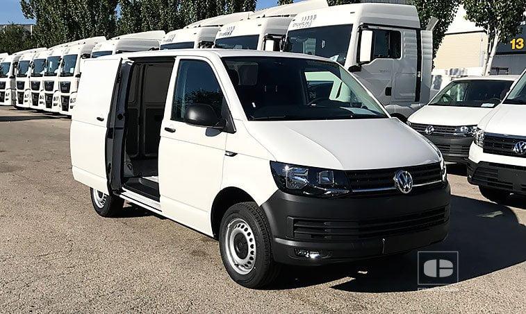 VW Transporter 2.0 TDI 102 CV BC