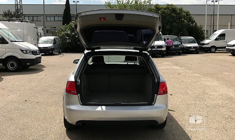 maletero Audi Avant Multitronic 2.0 TFSI 131 CV