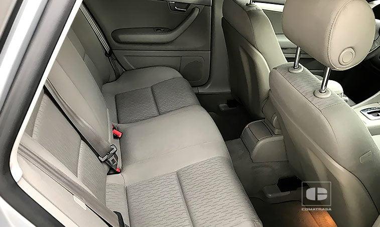 asientos Audi Avant Multitronic 2.0 TFSI 131 CV