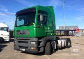 MAN TGA 18430 4X2 BLS Tractora