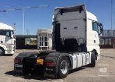 lateral derecho MAN TGX 18440 4x2 BLS Tractora Ocasión