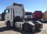 lateral izquierdo MAN TGX 18440 4x2 BLS Tractora Ocasión