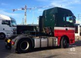 MAN TGX 18480 4x2 BLS Tractora 2010