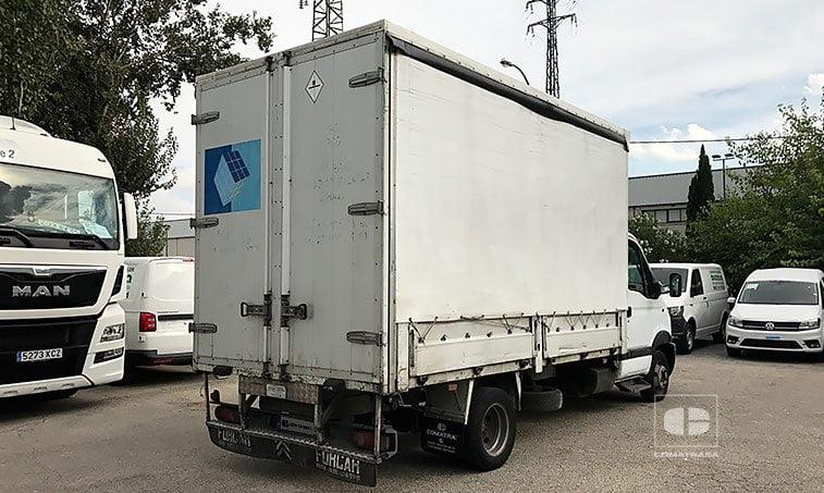 lateral derecho Renault Mascott 130.35 Caja Cerrada