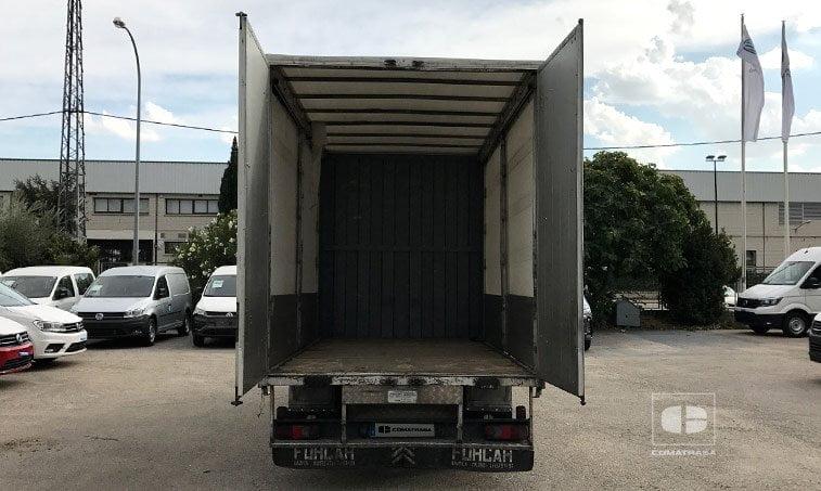 Renault Mascott Caja Cerrada