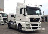 TGX 18440 2012 4x2 BLS