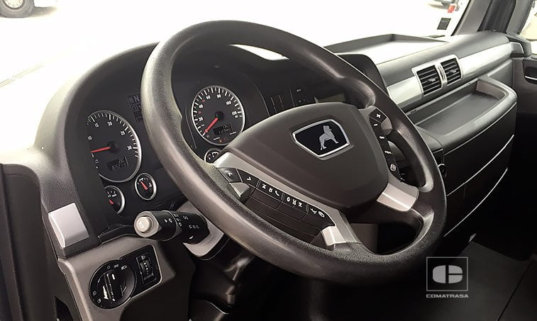interior TGX 18440 2012