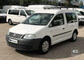 VW Caddy 1.9 TDI 105 CV Mixto 5 plazas
