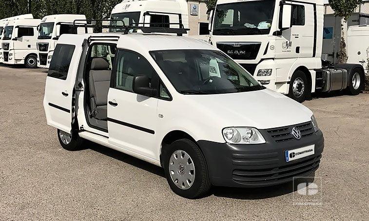 VW Caddy 1.9 TDI 105 CV Mixto 2005