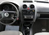 interior VW Caddy 1.9 TDI 105 CV Mixto 5 plazas