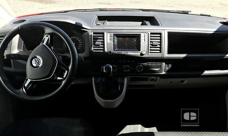 multimedia VW Caravelle Trendline DSG 2.0 TDI 150 CV