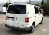 lateral derecho VW Transporter 1.9 TDI 102 CV 2010