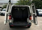 zona de carga VW Transporter 1.9 TDI 105 CV 2010