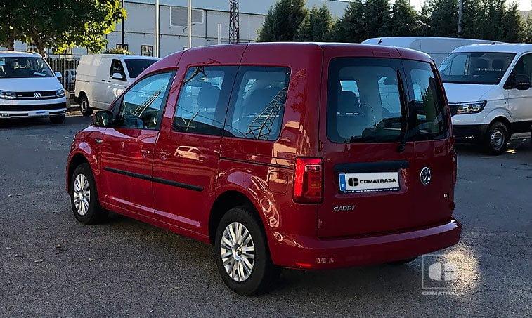 lateral izquierdo VW Caddy Trendline 2.0 TDI 102 CV SCR BMT