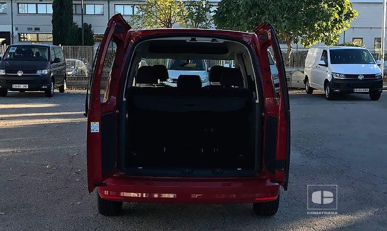 maletero VW Caddy Trendline 2.0 TDI 102 CV SCR BMT