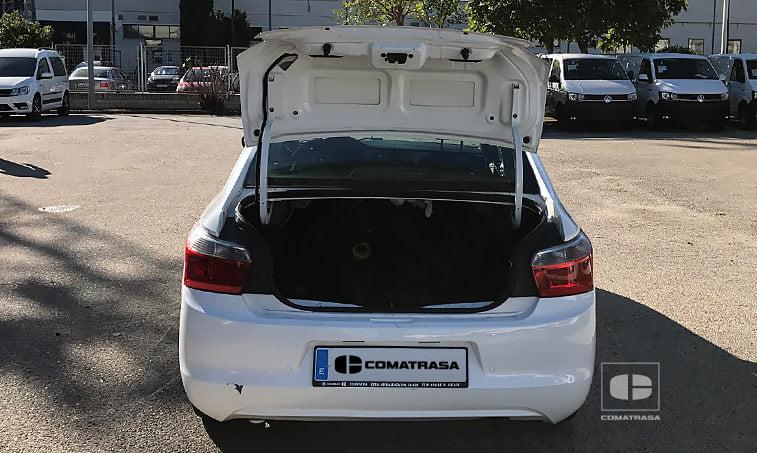 maletero Citroën C Elysée 1.6 VTi 115 CV GLP