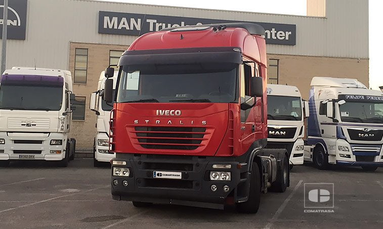 Iveco Stralis AS 440 S 48 T