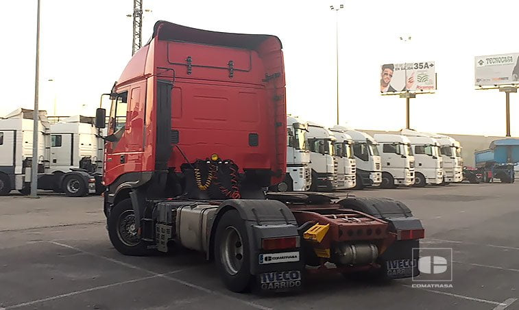 trasera Iveco Stralis AS 440 S 48 T