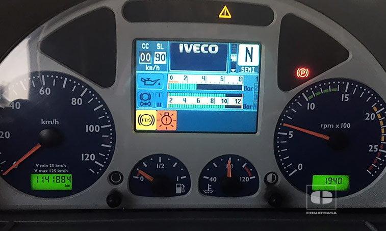 kilómetros Iveco Stralis AS 440 S 48 T