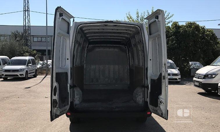 zona de carga Renault Master 2.3 DCi 145 CV Furgón