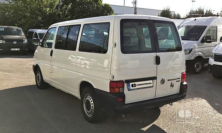 lateral izquierdo Volkswagen Transporter T4 2002