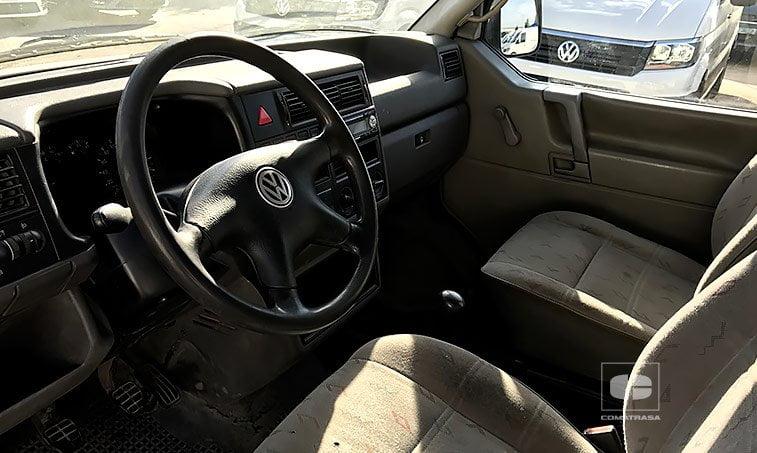 interior Volkswagen Transporter T4 2002