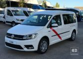 VW Caddy Maxi Trendline 2.0 TDI 102 CV (Preparación TAXI)