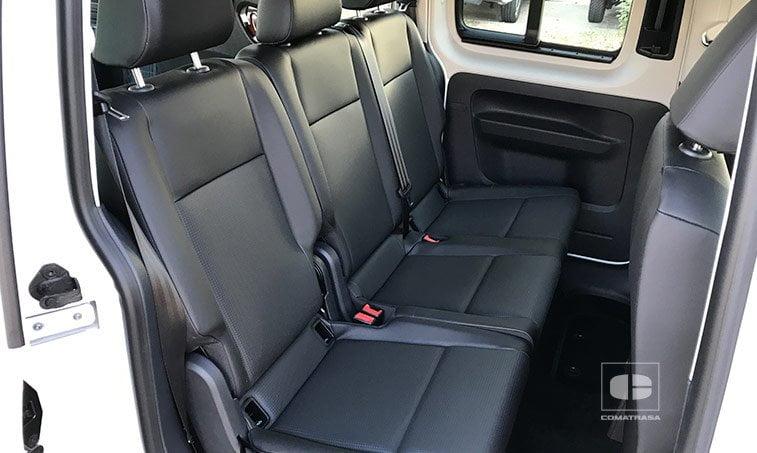 VW Caddy Maxi Trendline 2.0 TDI 102 CV (Preparación TAXI) 7 plazas