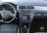interior VW Caddy Maxi Trendline 2.0 TDI 102 CV (Preparación TAXI)