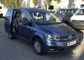 VW Caddy Trendline 2.0 TDI 102 CV Mixto 5 plazas