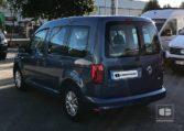 lateral izquierdo VW Caddy Trendline 2.0 TDI 102 CV Mixto