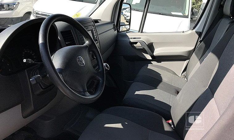 asientos VW Crafter 30 PRO BM 2.0 TDI 136 CV BMT Furgón
