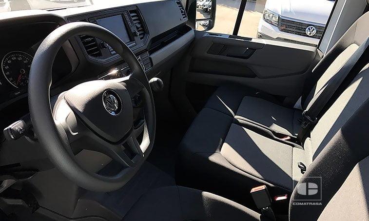 asientos VW Crafter 35 L3H2 2.0 TDI 140 CV 2017