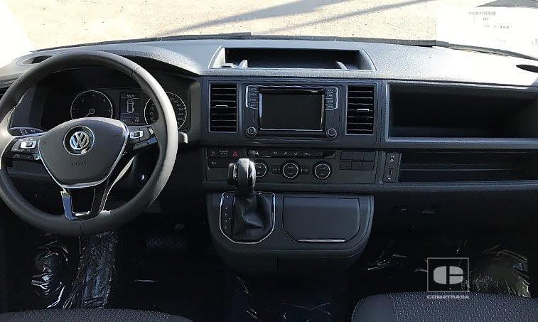 interior VW Multivan The Original 2.0 TDI 150 CV DSG