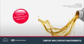 Contrato mantenimiento comfort MAN