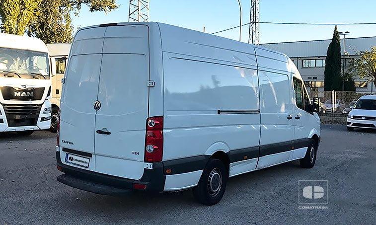 lateral derecho Volkswagen Crafter 35 2.5 TDI 136 CV