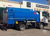 MAN TGL 12.250 4x2 BL + Cisterna INDOX 2013