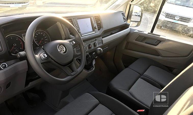 asientos VW Crafter Box Chasis Carozado BL 2.0 TDI 140 CV