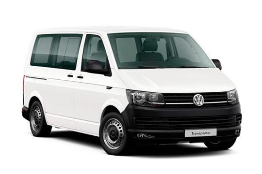 VW Transporter acción hostelería, restauración y alimentación