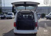 maletero VW Caddy Maxi Trendline 7 asientos 2.0 TDI 102 CV