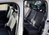 asientos traseros VW Caddy Maxi Trendline 2.0 TDI 102 CV