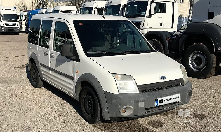 Ford Transit Tourneo Connect 210S Kombi 1.8 TDCi 75 CV 2006
