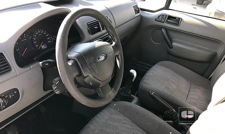 interior Ford Transit Tourneo Connect 210S Kombi 1.8 TDCi 75 CV