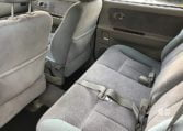 asientos KIA Carens FC 1.8i 110 CV Monovolumen