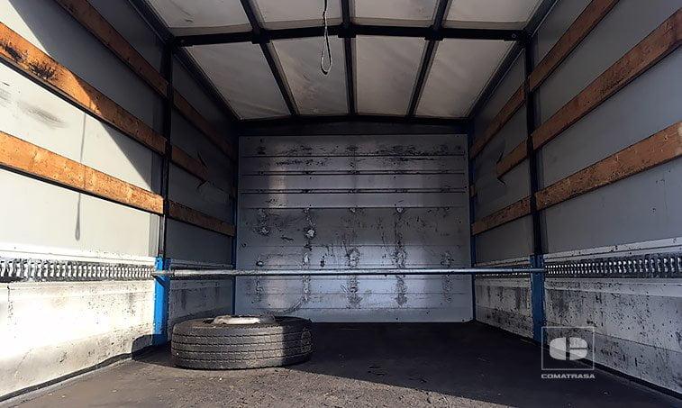 zona de carga MAN TGL 8220 4x2 BL