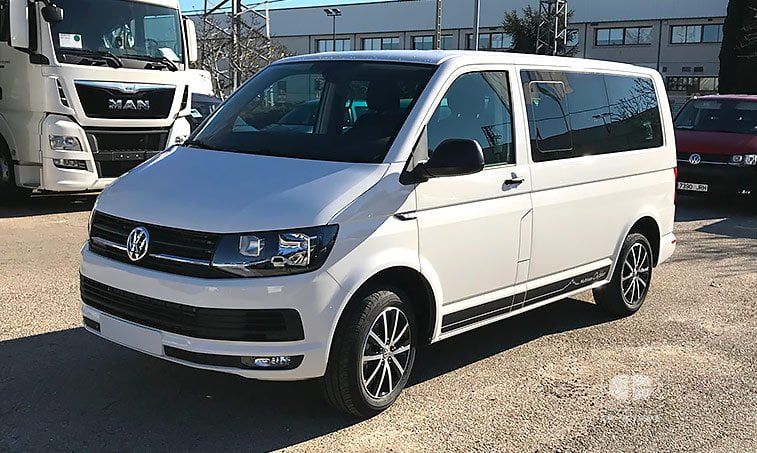VW Multivan Outdoor DSG 2.0 TDI 150 CV Batalla Corta