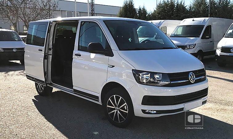 VW Multivan Outdoor DSG 2.0 TDI 150 CV BC