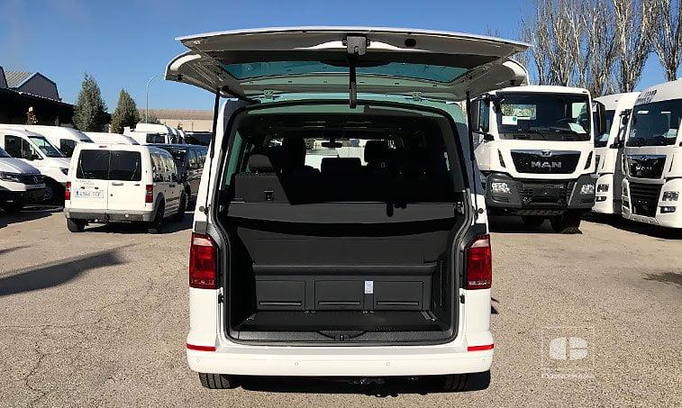 Portón VW Multivan Outdoor DSG 2.0 TDI 150 CV Batalla Corta