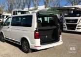 Portón abierto VW Multivan Outdoor DSG 2.0 TDI 150 CV